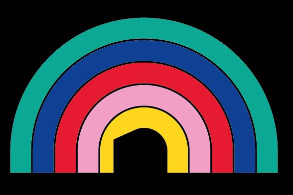 Achter de Regenboog